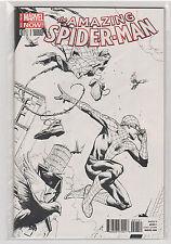 Amazing Spiderman Volume 3 #1 Jerome Opera sketch 1 in 200 variant 9.6