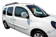 Renault Kangoo 2008-up  Front wind deflectors  2pc set TINTED HEKO