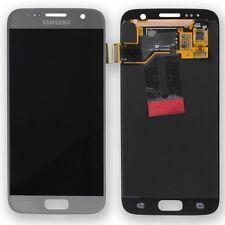 FULL Pantalla LCD JUEGO COMPLETO PLATA gh97-18523b para Samsung Galaxy S7 G930F