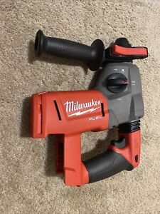 """NEW M18 Milwaukee 2712-20 FUEL 1"""" SDS Plus Rotary Hammer, Tool Only"""