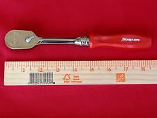 Snap On Tools FHD80 Ratchet 3/8 Drive Hard Handle Red Dual 80  Brand New!!!