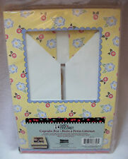 New! Studio 18 Mary Engelbreit Cottage Roses 4 Cupcake Box
