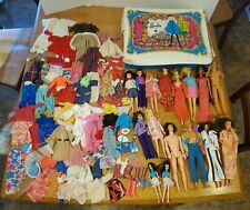 Vintage 1960s Barbie Ken Cher Topper Dawn Etc Mixed Lot