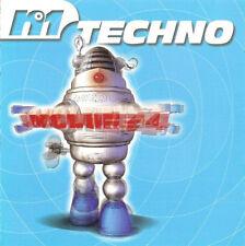 Compilation CD N°1 Techno Volume 4 - France (EX/G)