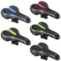 Bicycle Bike Cycle MTB Saddle Road Mountain Sports Soft Cushion Gel Pad Seat New