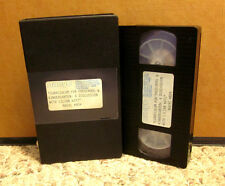 LILIAN KATZ infant toddler education programs VHS Naeyc 1985 education video