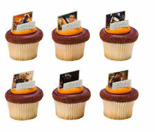 Star Wars The Force Awakens cupcake rings (24) party favor cake topper 2 dozen