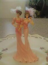 thomas kinkade lady figurines Making The World Brighter