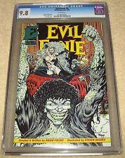 Evil Ernie #4 CGC 9.8 1 HIGHEST GRADED Lady Death Malibu Eternity Comics