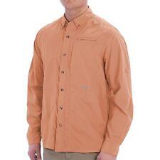 TrueFlies* Bokeelia Tattersall L/S Shirt (M)- Hibiscus