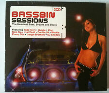 BASSIN SESSION - BASS TUNING -  2CD NEUF