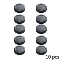 10pcs Camera Rear Lens Cap Cover Micro m 4/3 for Olympus Panasonic Replacement