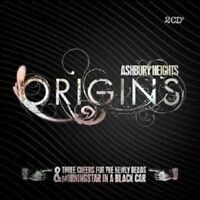 "ASHBURY HEIGHTS ""ORIGINS"" 2 CD ELECTRO POP NEW+"