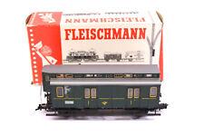 FLEISCHMANN 5050 Bahnpostwagen Postwagen Post e 1117 Spur H0 DRG Güter Wagen OVP