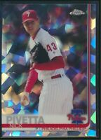 2019 Topps Chrome Sapphire #45 Nick Pivetta Philadelphia Phillies