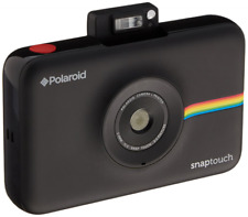 Polaroid Instant Print Snap 13mp Touch Camera With 10 Sheets Black Polstb