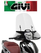 Only Sheet Windscreen Clear piaggio beverly 350 Sport 2010 2011 GIVI