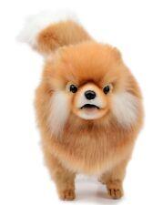 miss oh/Stuffed Plush Soft Toy Stofftier realistic Pomeranian Dog/28cm 7018