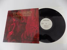 Lp Sex Gang Children Re-Enter The Abyss (The 1985 Remixes) Dojo 1985 Germany