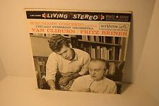 Cliburn/Reiner-Schumann Concerto In A Minor, RCA Victor LSC2455, 20S/12S, NM