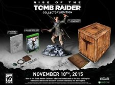 Rise of the Tomb Raider * Xbox One * Édition Collector [Version Française]