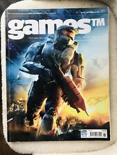Games TM Magazine - Issue 61 - Halo 3 / Shining Force III / Bioshock