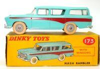 DINKY NO. 173 NASH RAMBLER WAGON - STUNNING MINT & BOXED