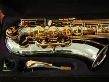 TENOR SAXOPHONE, YANI REPLICA, KING 4 METAL MOUTHPIECE, MONSTER TENOR!