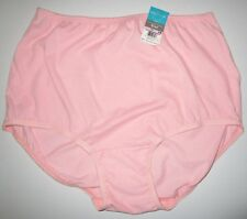 VANITY FAIR~M 6~15319~Pink Perfectly Yours Classic 100% Cotton Brief