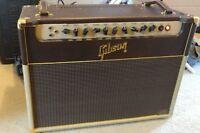 Gibson GA-40 RVT Limited Edition Tube amplifier! Eminence speakr. Reverb/Tremolo