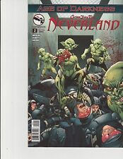 Neverland Age of Darkness #2 Cover B Zenescope Comic Mychaels