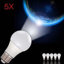 5 pcs E27 LED Energy Saving Light Bulb Globe Lamp Warm light 12W SMD Bright GA