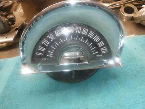 1955,56 Pontiac Car Speedometer Used OEM