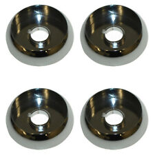 LEISURE Oven Hob Cooker Control Knob Switch Decor Bezel Ring Collar 4 x Rings