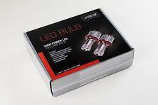 Nokya PSX26W 2504 6000K Pure White LED Fog Light Conversion Kit 1 Pair NOK9790