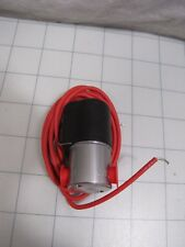 Peter Paul 52X01531GM Intermittent Duty Solenoid Valve 12V 32W 25 PSI -NEW-