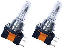 2 x H15 715 12 V 55/15W PJ26T-I alta qualità PER FARI LAMPADINA ALOGENA DI RICAMBIO