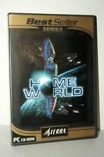 HOMEWORLD HOME WORLD GIOCO USATO OTTIMO PC CD ROM VERSIONE ITALIANA GD1 47602