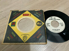 "Jethro Tull 45 rpm Philippines 7"" mother goose RARE"
