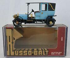 1912. RUSSIAN RUSSO BALT CAR LIMOUSIN METAL SCALE MODEL C24/30 TRUCK JEEP SOVIET