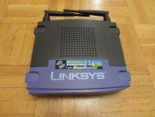 Linksys WRT54GS V2  10/100 Wireless G Router - DD-WRT