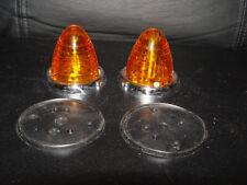 ZKW 1 paar Blinker Rund aus den 60er Jahren NOS