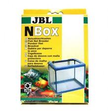 Caja De Desove Cría Jbl Nbox neto Tanque Bebé Fish Fry Criadero acuario