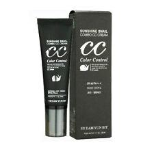 YEDAM YUN BIT Sunshine Snail Combo CC Cream 1.76Oz SPF45/PA+++ Wrinkle care