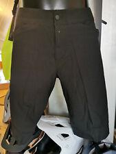 Fox Ranger Utility Shorts Black Shorts MTB Black Inner Trouser Lining & Padding