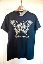 Frankie Morello Skeleton Butterfly T-Shirt  Size L (small fit)  100% Cotton