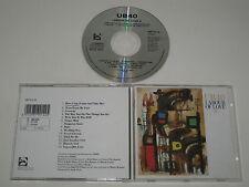 UB40/TRAVAIL OF LOVE II(DEPCD 14/VIRGIN 260 258) CD ALBUM