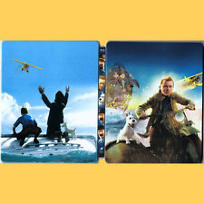 The Adventures of Tintin The Secret of the Unicorn Blu Ray limited Steelbook