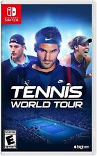 Tennis: World Tour (Nintendo Switch) ******BRAND NEW & FACTORY SEALED!****** nsw
