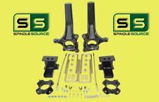 "2009 - 2014 Ford F-150 6.5"" / 4"" Lift Spindle Knuckle Blocks U-bolt Kit"